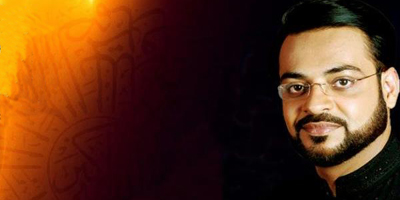 Amer Liaquat: the good doc back to Geo?